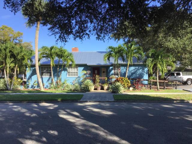 851 Delaware Avenue, Fort Pierce, FL 34950 (MLS #RX-10563372) :: Berkshire Hathaway HomeServices EWM Realty