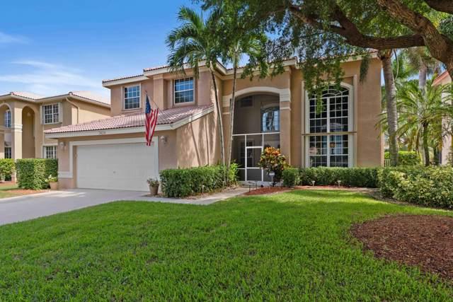 7624 Hollington Place, Lake Worth, FL 33467 (#RX-10563424) :: Ryan Jennings Group