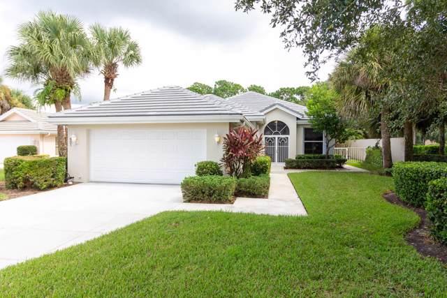 501 SW Hampton Court, Port Saint Lucie, FL 34986 (MLS #RX-10563431) :: Laurie Finkelstein Reader Team