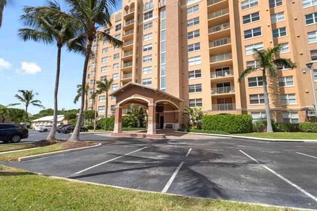 3594 S Ocean Boulevard #305, Highland Beach, FL 33487 (#RX-10563774) :: Ryan Jennings Group
