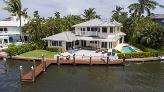 910 Seasage Drive, Delray Beach, FL 33483 (MLS #RX-10564313) :: Berkshire Hathaway HomeServices EWM Realty