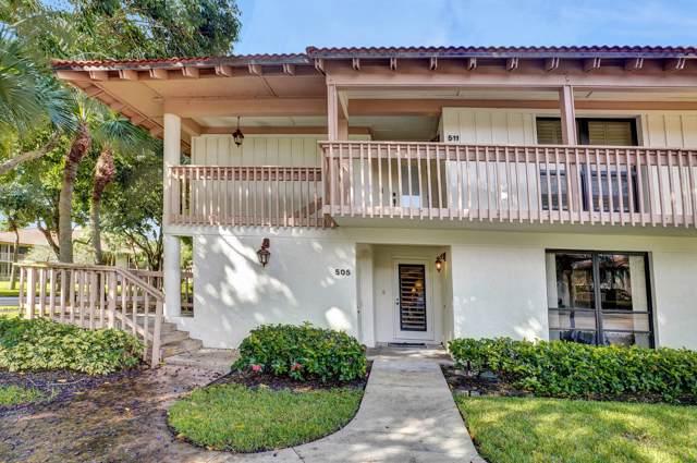 505 Brackenwood Place, Palm Beach Gardens, FL 33418 (#RX-10564385) :: Ryan Jennings Group