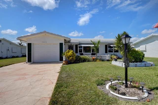 1605 SW 18th Street, Boynton Beach, FL 33426 (#RX-10564505) :: Ryan Jennings Group