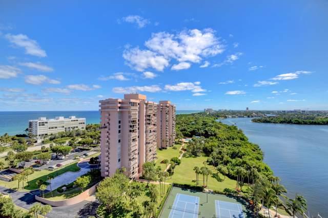 2121 N Ocean Boulevard 1705 W, Boca Raton, FL 33431 (#RX-10564572) :: Ryan Jennings Group
