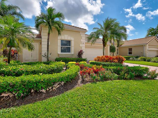 213 Coral Cay Terrace, Palm Beach Gardens, FL 33418 (MLS #RX-10564578) :: The Jack Coden Group