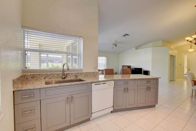 5439 Grande Palm Circle, Delray Beach, FL 33484 (#RX-10564936) :: Real Estate Authority