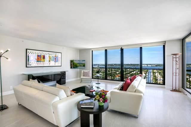 4000 N Ocean Drive #1903, Singer Island, FL 33404 (MLS #RX-10565192) :: Berkshire Hathaway HomeServices EWM Realty