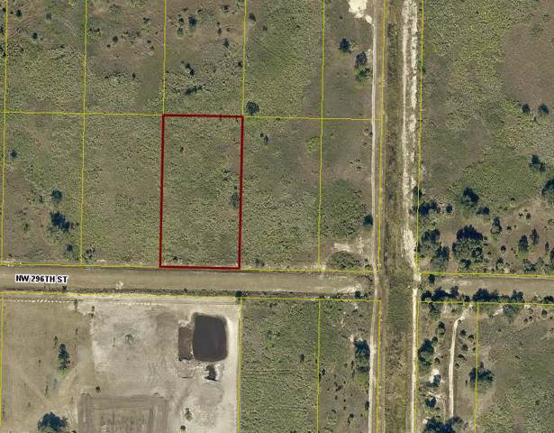 16915 NW 296th Street, Okeechobee, FL 34972 (#RX-10565208) :: Ryan Jennings Group