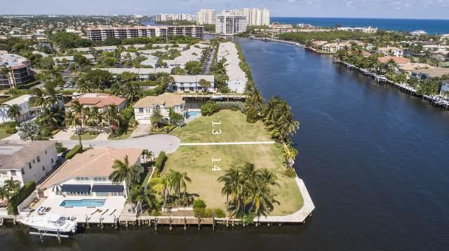 870 Havana Drive, Boca Raton, FL 33487 (MLS #RX-10565220) :: The Jack Coden Group