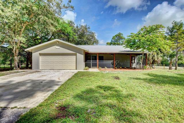 11545 68th Street N, Loxahatchee, FL 33470 (MLS #RX-10565676) :: Castelli Real Estate Services