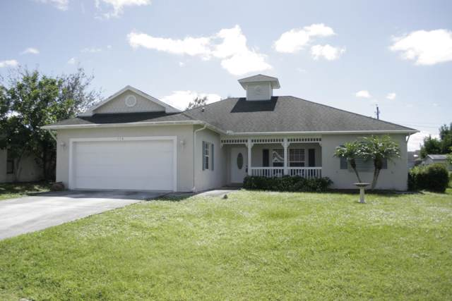 514 NW Azalea Avenue, Port Saint Lucie, FL 34953 (MLS #RX-10565939) :: Berkshire Hathaway HomeServices EWM Realty