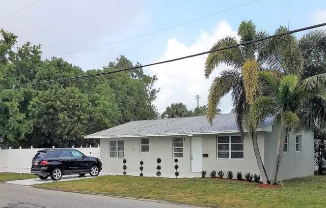415 SE 3rd Avenue, Delray Beach, FL 33483 (MLS #RX-10566211) :: Berkshire Hathaway HomeServices EWM Realty