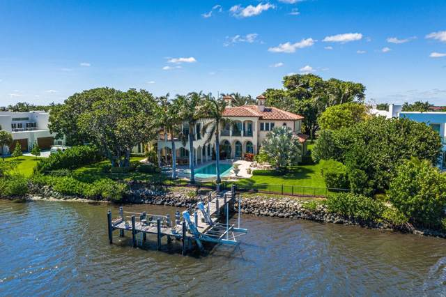 130 Churchill Way, Manalapan, FL 33462 (#RX-10566981) :: Weichert, Realtors® - True Quality Service
