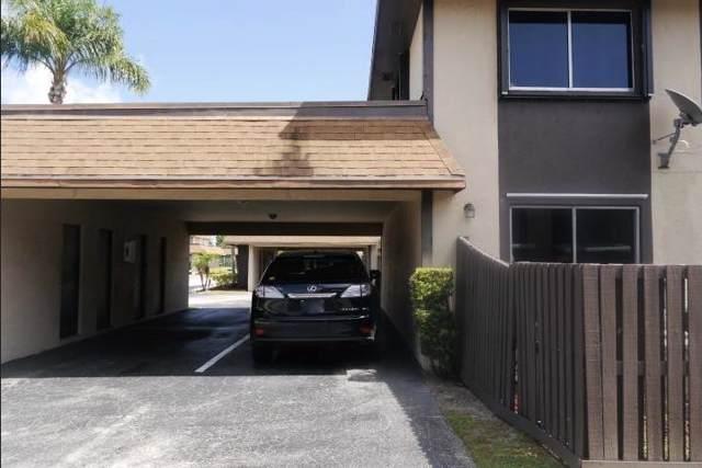 2144 Sherwood Forest Boulevard #6, West Palm Beach, FL 33415 (#RX-10567047) :: Ryan Jennings Group