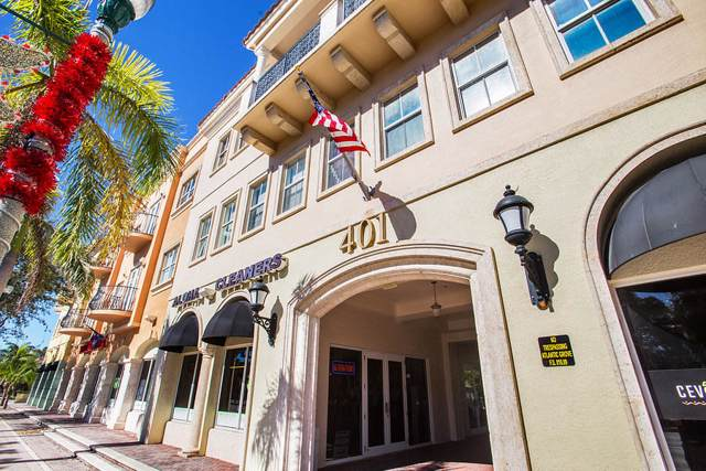 401 W Atlantic Avenue L17, Delray Beach, FL 33444 (MLS #RX-10567092) :: Berkshire Hathaway HomeServices EWM Realty