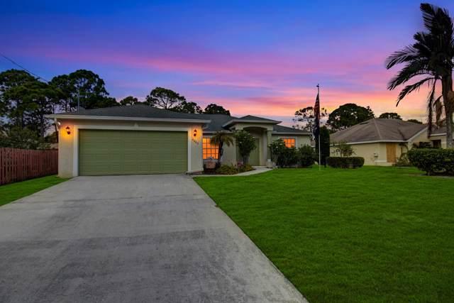 4002 SW Hablow Street, Saint Lucie West, FL 34953 (#RX-10567118) :: Ryan Jennings Group