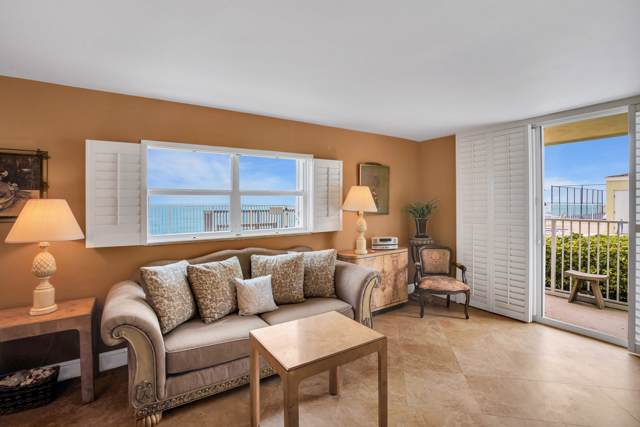 3540 S Ocean Boulevard #100, South Palm Beach, FL 33480 (#RX-10567510) :: The Reynolds Team/ONE Sotheby's International Realty
