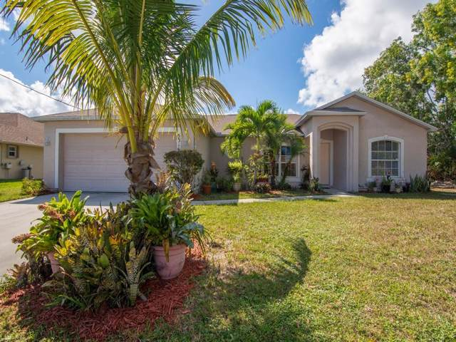 5316 NW Rugby Drive, Port Saint Lucie, FL 34983 (#RX-10567569) :: The Reynolds Team/ONE Sotheby's International Realty