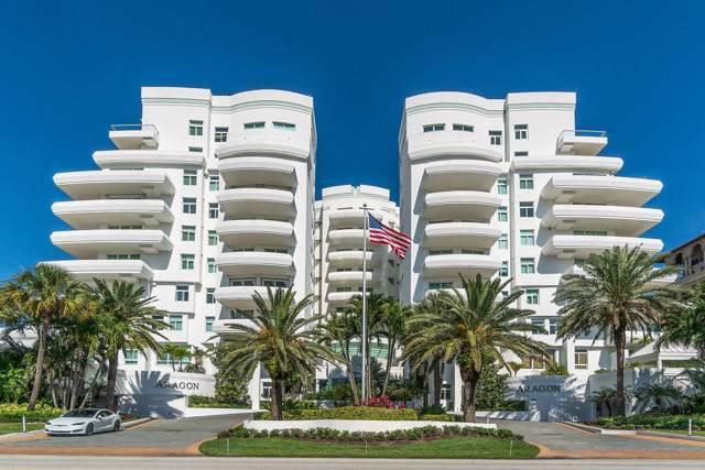 2494 S Ocean Boulevard A6, Boca Raton, FL 33432 (#RX-10567631) :: Ryan Jennings Group