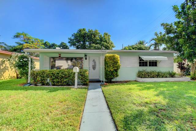 1213 N 15th Avenue, Hollywood, FL 33020 (MLS #RX-10567657) :: Castelli Real Estate Services