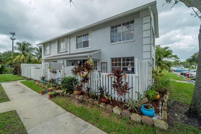 235 Foxtail Drive H, Greenacres, FL 33415 (#RX-10567691) :: Ryan Jennings Group