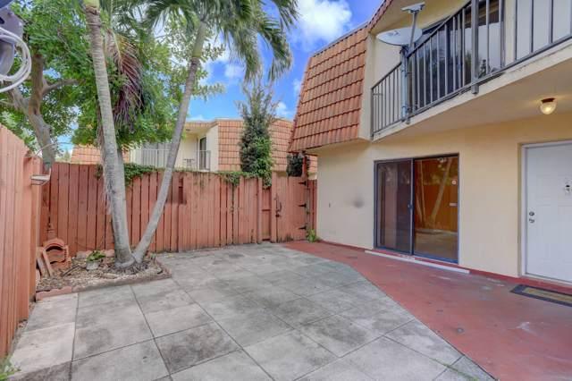 201 Springdale Circle #201, Palm Springs, FL 33461 (#RX-10568256) :: Ryan Jennings Group