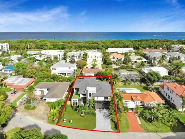 484 NE Wavecrest Court, Boca Raton, FL 33432 (#RX-10568582) :: Ryan Jennings Group