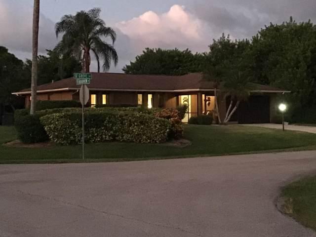 297 SW Grove Av Avenue, Port Saint Lucie, FL 34953 (MLS #RX-10568715) :: Berkshire Hathaway HomeServices EWM Realty