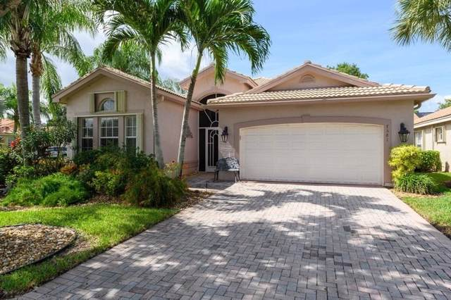 7581 Lake Harbor Terrace, Lake Worth, FL 33467 (#RX-10569327) :: Ryan Jennings Group