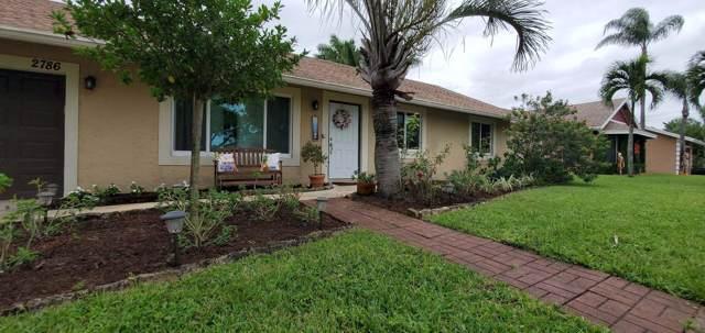 2786 Dunlin Road, Delray Beach, FL 33444 (MLS #RX-10569346) :: Berkshire Hathaway HomeServices EWM Realty