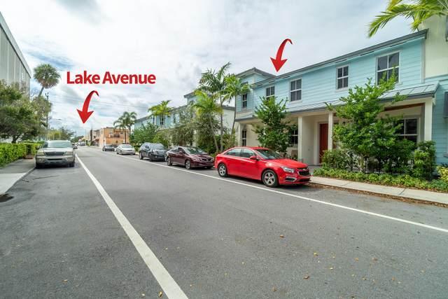125 N K Street A, Lake Worth, FL 33460 (#RX-10569496) :: Ryan Jennings Group