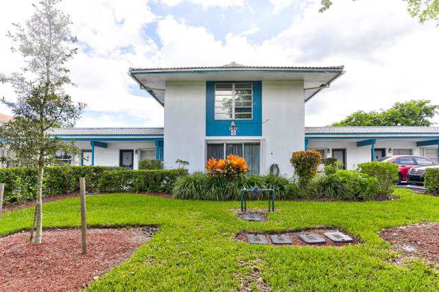 11640 NW 39th Street #4, Coral Springs, FL 33065 (MLS #RX-10569558) :: Berkshire Hathaway HomeServices EWM Realty