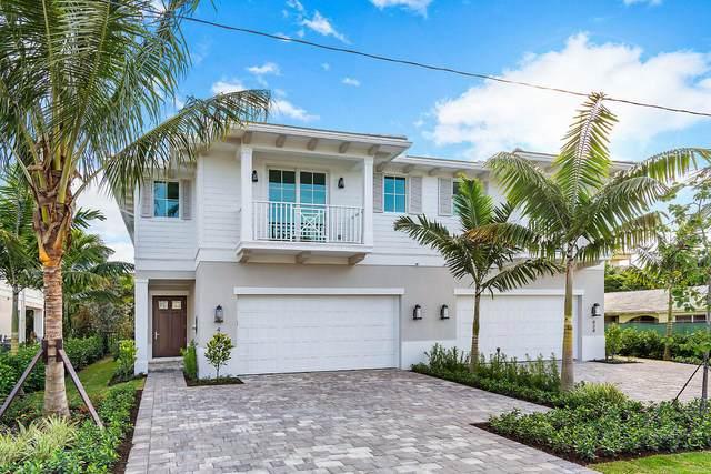 434 NE Wavecrest Way A, Boca Raton, FL 33432 (#RX-10569706) :: Ryan Jennings Group