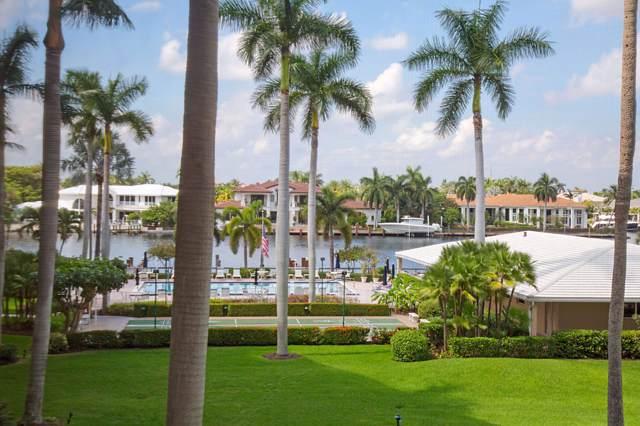 3300 S Ocean Boulevard 317C, Highland Beach, FL 33487 (#RX-10569728) :: Ryan Jennings Group