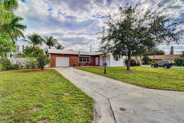 731 SE 4th Avenue, Delray Beach, FL 33483 (#RX-10570003) :: Ryan Jennings Group