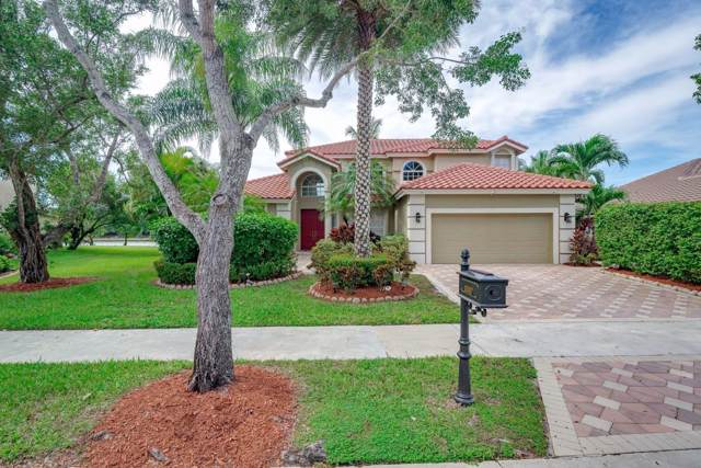 1040 Bayside Lane, Weston, FL 33326 (MLS #RX-10570298) :: Castelli Real Estate Services