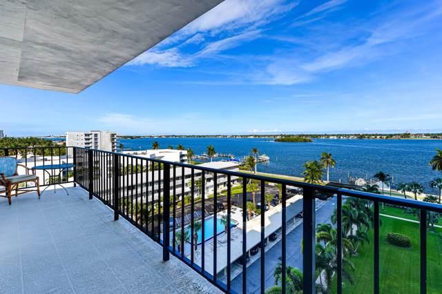 3800 Washington Road #812, West Palm Beach, FL 33405 (#RX-10570503) :: Ryan Jennings Group