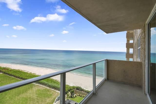 5440 N Ocean Drive #704, Singer Island, FL 33404 (MLS #RX-10570901) :: Berkshire Hathaway HomeServices EWM Realty