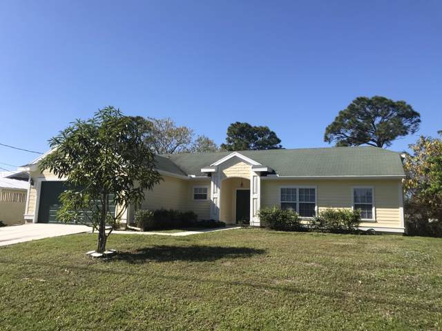 5901 Hickory Drive, Fort Pierce, FL 34982 (MLS #RX-10570939) :: Castelli Real Estate Services