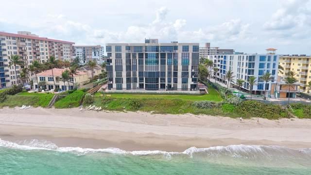 1155 Hillsboro Mile #503, Hillsboro Beach, FL 33062 (MLS #RX-10570944) :: Castelli Real Estate Services