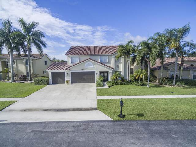 3719 Royal Cypress Lane, Lake Worth, FL 33467 (#RX-10571516) :: Ryan Jennings Group