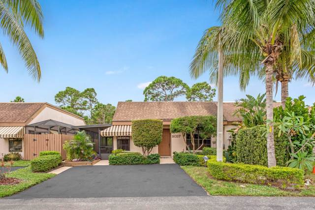 11037 Nutmeg Drive, Palm Beach Gardens, FL 33418 (#RX-10571746) :: Ryan Jennings Group