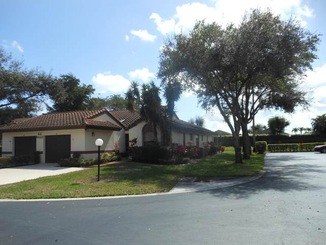 5822 Brook Bound Lane B, Boynton Beach, FL 33437 (#RX-10571872) :: Ryan Jennings Group