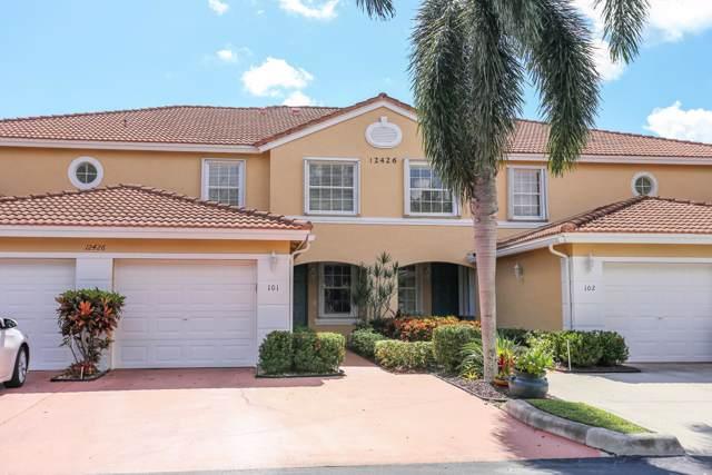 12426 Crystal Pointe #101, Boynton Beach, FL 33437 (#RX-10572238) :: Ryan Jennings Group