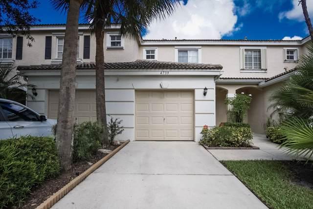 4739 Palmbrooke Circle, West Palm Beach, FL 33417 (#RX-10572911) :: Ryan Jennings Group
