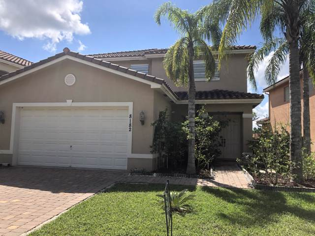 8182 Mariposa Grove Circle, West Palm Beach, FL 33411 (#RX-10573053) :: Ryan Jennings Group
