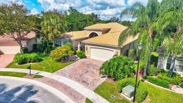 7030 Great Falls Circle #7030, Boynton Beach, FL 33437 (#RX-10573464) :: Ryan Jennings Group