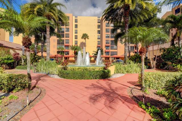 7137 Promenade Drive B-201, Boca Raton, FL 33433 (#RX-10573510) :: Ryan Jennings Group