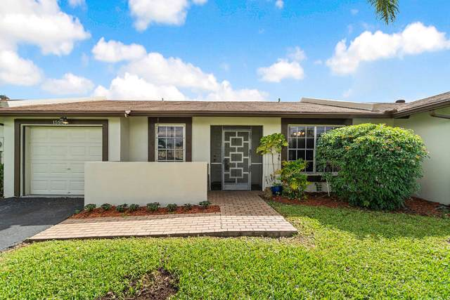 15987 Forsythia Circle, Delray Beach, FL 33484 (#RX-10574629) :: Ryan Jennings Group