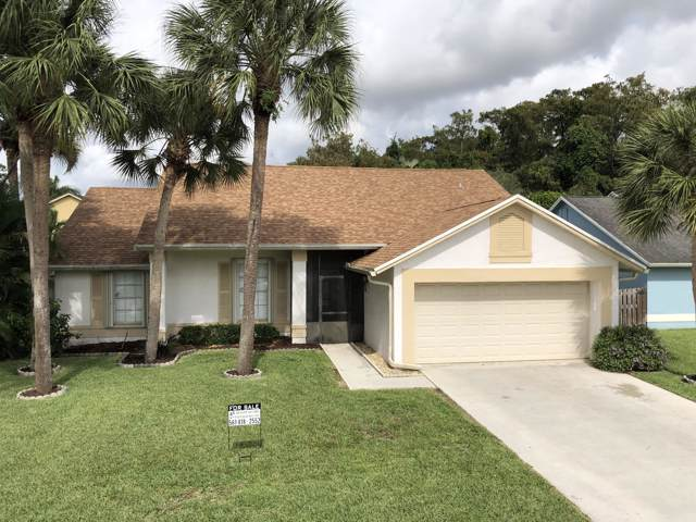 9947 Cross Pine Court, Lake Worth, FL 33467 (MLS #RX-10574787) :: Laurie Finkelstein Reader Team
